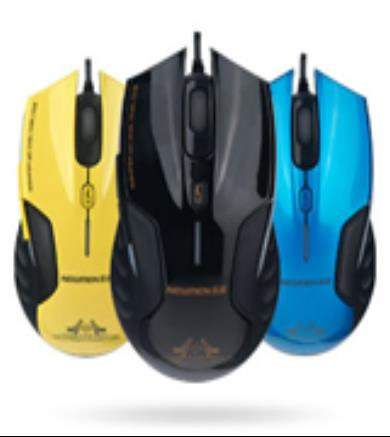 Mouse Newmen wire G10    - USB